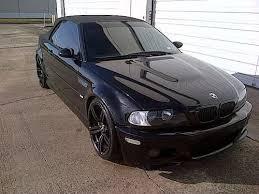 black bmw m3 e46. Fine Bmw 2001 BMW E46 M3 BLACK CONVERTIBLE WNAVIGATION US 1020000  For Black Bmw
