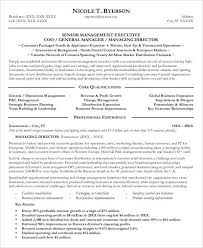 General Sales Manager Resume