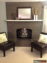 painted brick fireplace best painted brick fireplaces ideas on brick fireplace makeover paint fireplace and fireplace