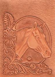 learn the basics of leather figure carving in this series of leathercraft classes part 1 of this leatherworking work introduces the basic