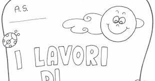 Disegni Bambini 2 Anni Maestra Nella Copertine Raccogli Lavori