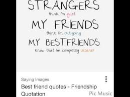 Bff Quotes Adorable BFF Quotes Of 48 YouTube