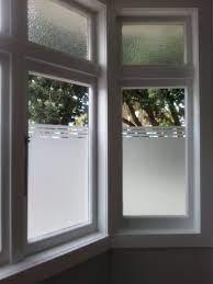Bespoke Frosted Film Glassarts Design Bathroom Window Treatments Window In Shower Bathroom Window Privacy