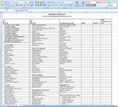 Wedding Planning Templates Free Download Wedding Planning Spreadsheet Free Template Timeline Emergentreport