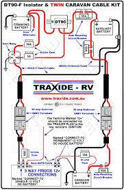 wiring diagram jayco battery wiring diagram 7 prong trailer in charging two batteries from one alternator at Auxiliary Battery Wiring Diagram
