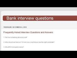 Bank Teller Job Interview Questions Different Types Of Questions On A Bank Teller Test Youtube