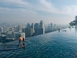 infinity pool singapore hotel. Infinity Pool Singapore Hotel M