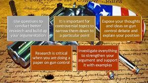 gun control research paper 5 essay academy com