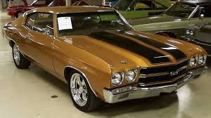 1970 Chevrolet Chevelle SS Clone - YouTube