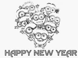 Small Picture New Years Day Coloring Pages Archives gobel coloring page