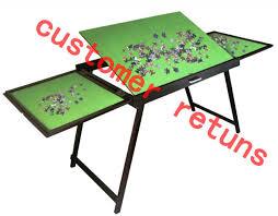 jigsaw puzzle portfolio caddy travel