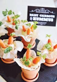 garden bridal shower party ideas