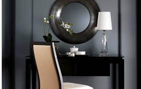 mirror behind desk power bad feng shui mirror