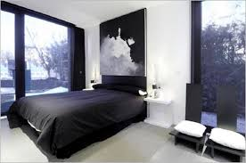 Wonderful Modern Bedroom Ideas For Men Bedroom Design Ideas For Young Men  Black And White Photo Bedroom