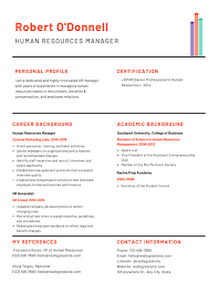 Sample Human Resources Cover Letters Hr Manager Resume And Cover Letter Tips Examples