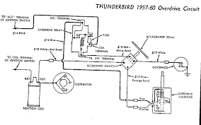 thunderbird ranch diagrams page 1937 Ford Wiring Diagram at 1955 Ford Thunderbird Wiring Diagram