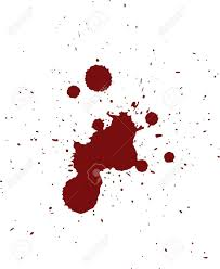 Blood Spatter Patterns Inspiration Red Blood Spatter Pattern In Vector Format Stock Photo Picture And