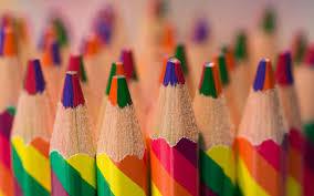 ナチュラル色鉛筆