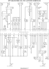 repair guides wiring diagrams wiring diagrams autozone com 1997 grand prix 3 8l vin 1 engine schematic