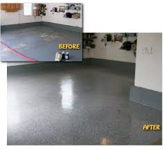 Image Garage Floor Jet Electro Finishing Jet Electro Finishing Decorative Epoxy Flooring Garage And Basement