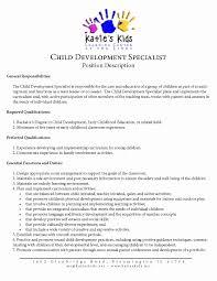 Awesome Employee Development Specialist Sample Resume Resume Sample