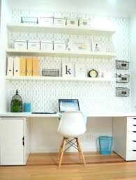 office storage solutions ideas contemorary. Fine Office Interior Dark Feature Wall With Natural Wood Shelving To Highlight  Beadboard Intended For Office Storage Solutions Ideas Contemorary