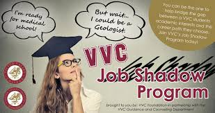 job shadow program victor valley college foundation job shadow program