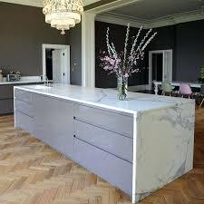 white marble kitchen worktop granite worktops