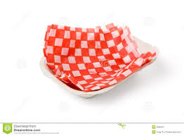 fast food paper tray stock image image  royalty stock photo fast food paper