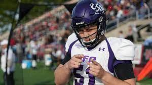 Chris Wilkerson - Football - Stephen F. Austin State University Athletics