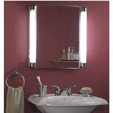 Medicine Cabinets Recessed Mount 455fl Bathroom Medicine Cabinet By Jensen Formerly Broan Kitchensource Com