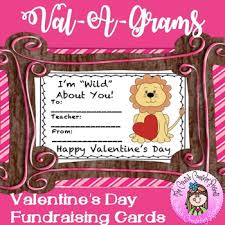 Nothing says summer fundraising like a water balloon fundraiser. Valentine S Day Cards Candy Grams Val A Grams Fundraiser Pack 2