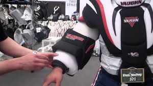 Goalie Chest Protector Fitting Guide Pure Goalie