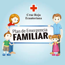 plan de emergencias familiar