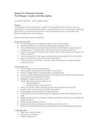 substitute teacher job description for resume resume help substitute teacher