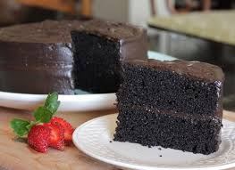 homemade delicious especially dark chocolate cake the best cake recipe from hersheys you