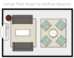 the size you need how to choose a rug in a large living room