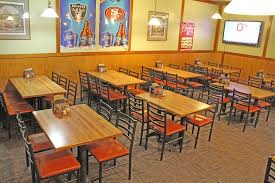 evergreen plaza round table pizza banquet room