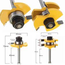 wood drill bits types. tenon cutter floor wood drill bits groove and tongue router bit 1/4 t type types