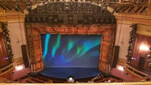 St James Theatre Frozen Seating Chart St James Theatre Section Balcony C