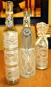 Glamorous How To Decorate A Wine Bottle For A Wedding 44 About Remodel  Table Centerpieces For Wedding with How To Decorate A Wine Bottle For A  Wedding
