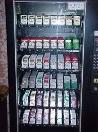 Old Cigarette Vending Machine Extraordinary Racine Post Cigarette Vending Machines Are Now Illegal Federal