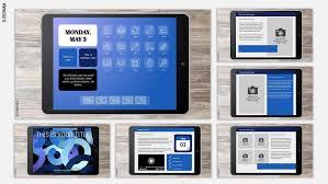 powerpoint template google slides theme