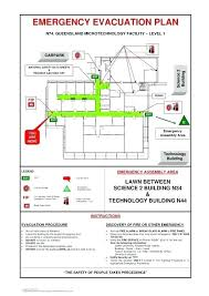 Evacuation Plan Sample Personal Emergency Evacuation Plan Free Word Template