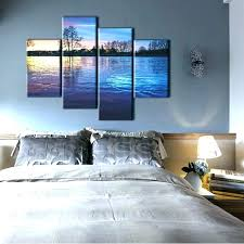 large panel wall art bedroom canvas plain prints intended for wall art designs horizontal panel nature on extra large multi panel wall art with extra large multi panel canvas wall art large multi panel canvas