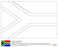 Small Picture Coloring Download South African Flag Coloring Page South African