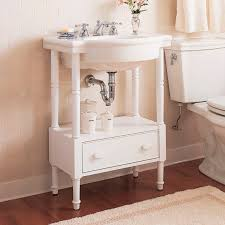 free standing washbasin cabinet wooden traditional retrospect