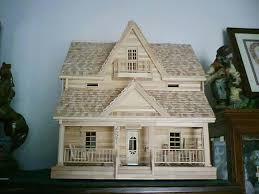 popsicle stick house plan best of chuck built me this doll house out of popsicle sticks