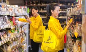 Asian Online Grocery Store A Sophisticated E Commerce Model Attracts 8 Major Supermarkets