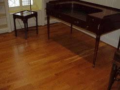 hardwood floor dresser